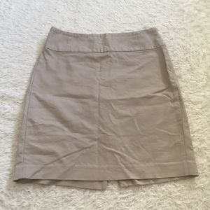 Banana Republic Skirts - Banana republic nude skirt